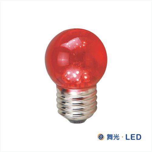 舞光 LED 超省電 E27 神明夜燈 (紅光)