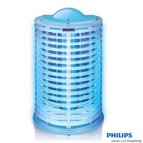 PHILIPS飛利浦15W光觸媒電擊式捕蚊燈E300【開學必備 超強捕蚊力】