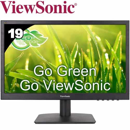 R1【福利品】ViewSonic優派 19型LED螢幕 VA1903A