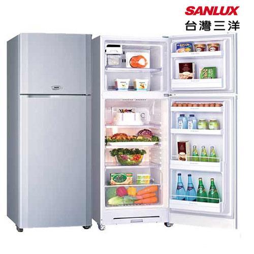 台灣三洋 SANLUX 310L雙門電冰箱 SR-A310B