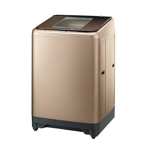 HITACHI 24公斤尼加拉飛瀑變頻洗衣機SF240XWVCH(香檳金)