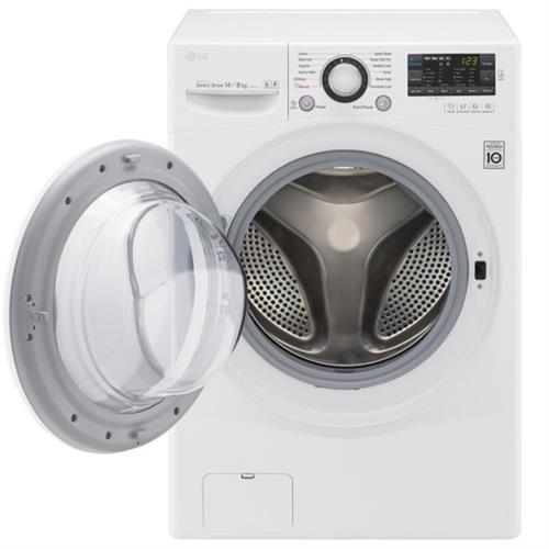 LG 14公斤6-MOTION DD洗脫烘滾筒洗衣機F2514DTGW
