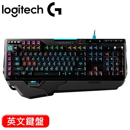 Logitech 羅技 G910 Orion Spark 炫光電競機械鍵盤