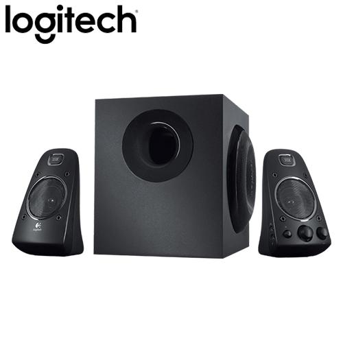 【THX認證款】Logitech 羅技 Z623 2.1聲道 3件式 電腦喇叭