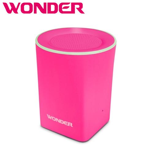 Wonder 旺德 WS-T017U 藍牙隨身音響 粉
