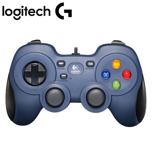 Logitech 羅技 F310 有線搖桿控制器   配置連線距離1.8m