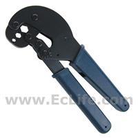 HT-106E 同軸電纜壓著鉗(標準型 彎)