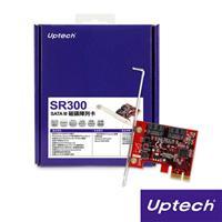 Uptech登昌恆 SR300 SATA III磁碟陣列卡