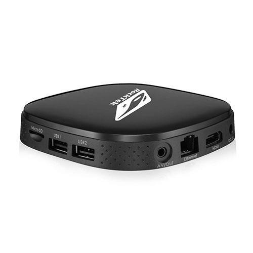 RockTek 四核心4K智慧電視盒 A2+ Plus加強版