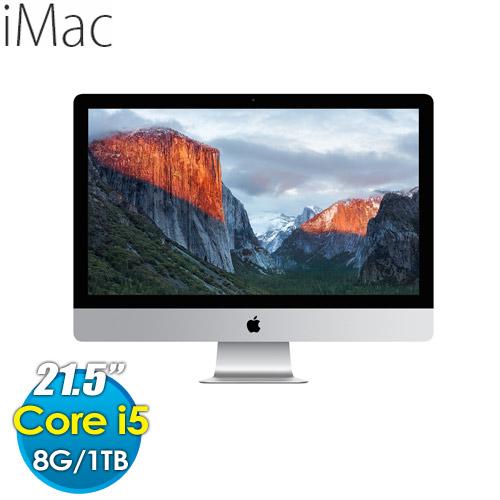 APPLE iMac 21.5吋 桌上型電腦(MK142TA/A)