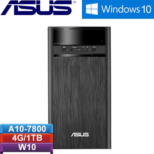 ASUS華碩 K31BF-0021A780GTT 桌上型電腦