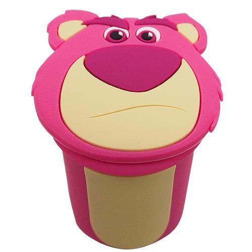 迪士尼USB充電座-熊抱哥