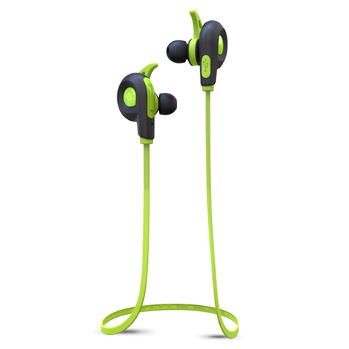 BlueAnt PUMP Lite 無線運動藍牙軍規防水耳麥-蘋果綠