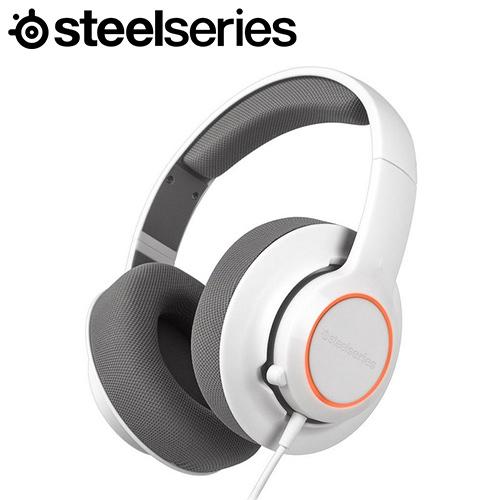 SteelSeries賽睿 Siberia Raw Prism 炫彩版USB耳麥