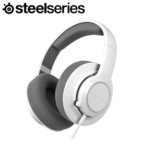SteelSeries賽睿 Siberia Raw 3.5MM 耳機麥克風