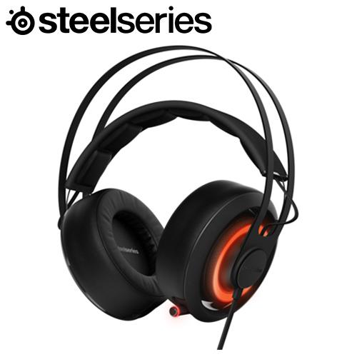 Steelseries 賽睿 Siberia 650 西伯利亞耳機麥克風 黑