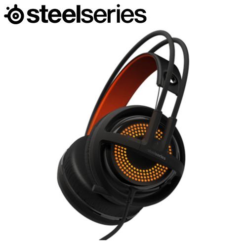 Steelseries 賽睿 Siberia 350 西伯利亞耳機麥克風 黑