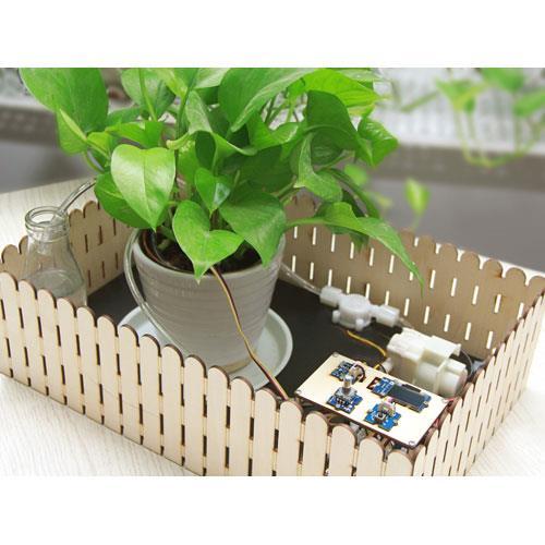 植物自動澆水系統