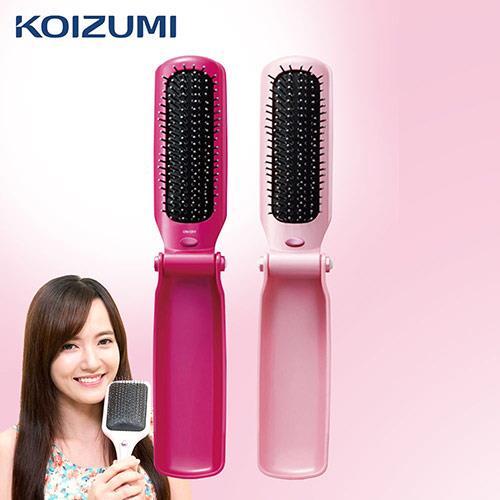 【KOIZUMI日本小泉】音波振動磁氣美髮梳(摺疊款)KZB-0040