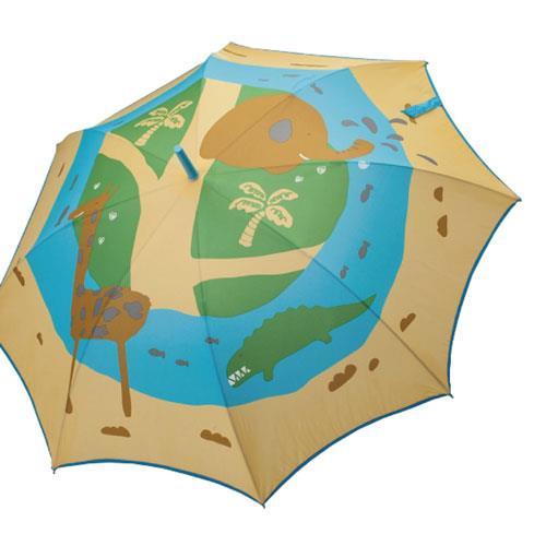 一片無接縫自動傘-馬達加斯加