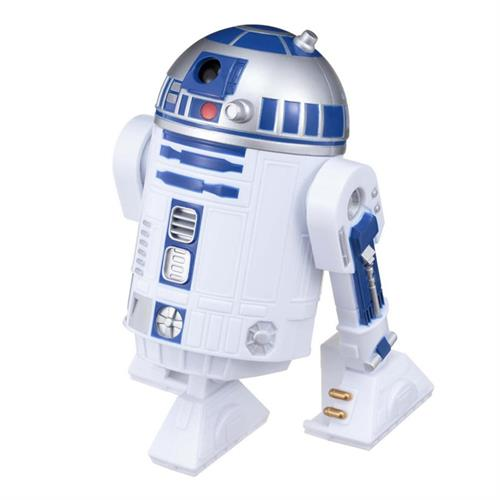 日本NAPOLEX STARWARS 星際大戰 R2-D2 立體造型芳香劑 SW-4 白麝香