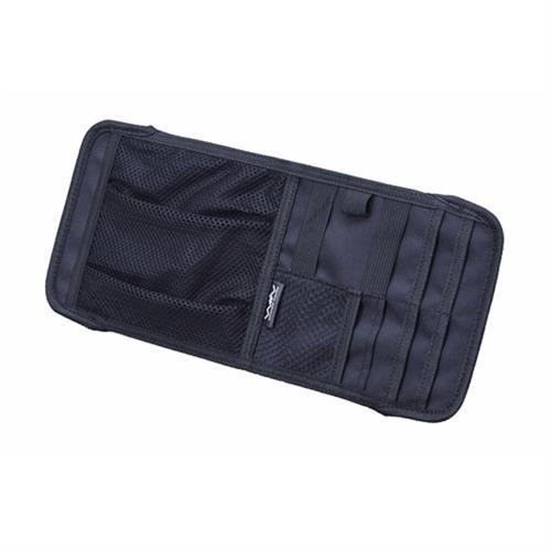 日本SEIWA 多功能大容量 遮陽板置物袋 W876