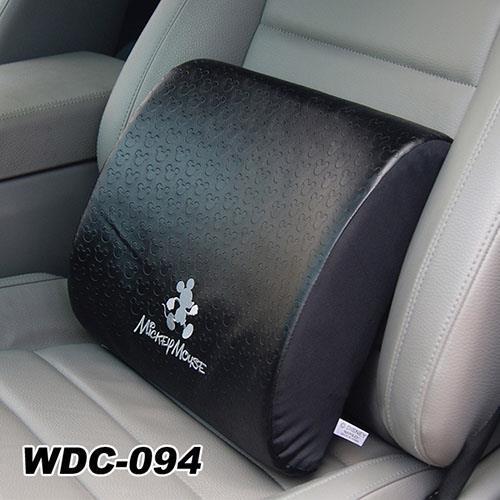 日本NAPOLEX Disney 米奇 太空記憶棉護腰墊 WDC-094