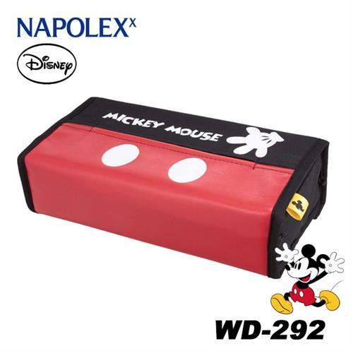 日本NAPOLEX Disney 米奇 餐巾紙盒套 WD-292