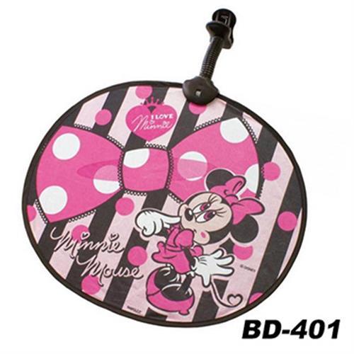 日本NAPOLEX Disney 米妮 抗紫外線遮陽罩 BD-401