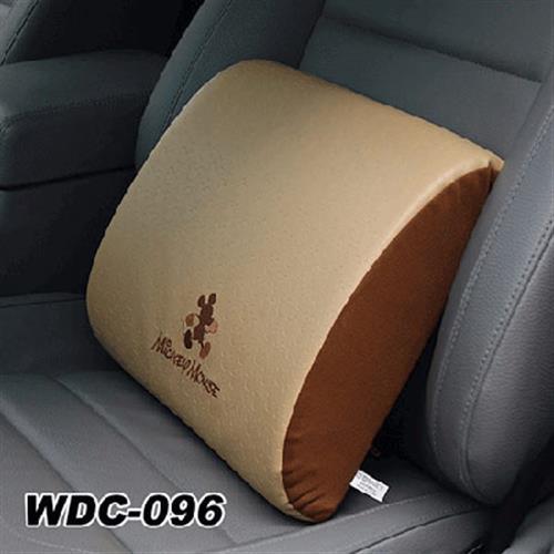 日本NAPOLEX Disney 米奇 太空記憶棉護腰墊 WDC-096