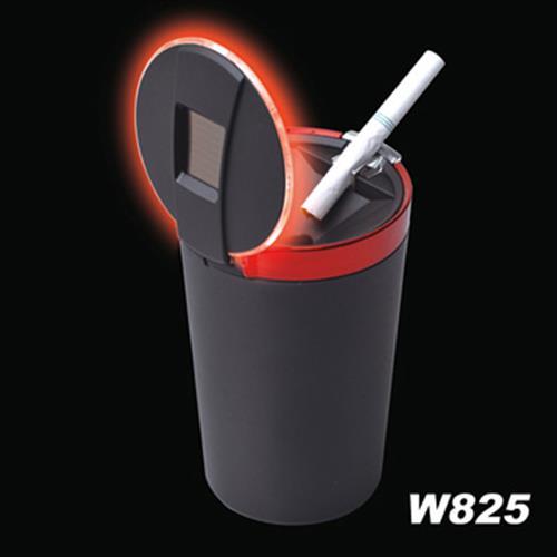 日本SEIWA 太陽能煙灰缸(缸橘) W825