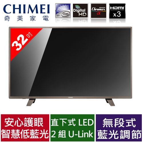 奇美CHIMEI 32型液晶電視 TL-32A300