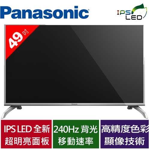 Panasonic 國際49型LED電視 TH-49D410W