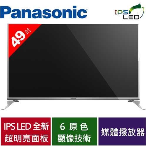 Panasonic 國際49型LED聯網電視 TH-49DS630W