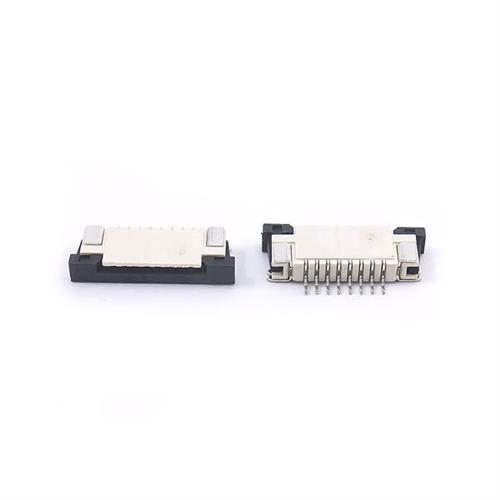 軟排線連接器 FPC-1.0-8P上接(10pcs/包)
