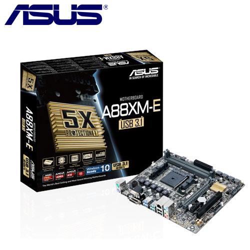 ASUS華碩 A88XM-E/USB3.1 主機板