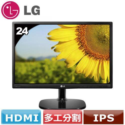 LG 24型廣視角電競護眼螢幕 24MP48HQ-P