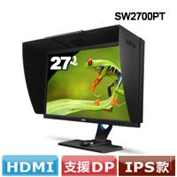 BenQ SW2700PT 27型 QHD專業液晶螢幕