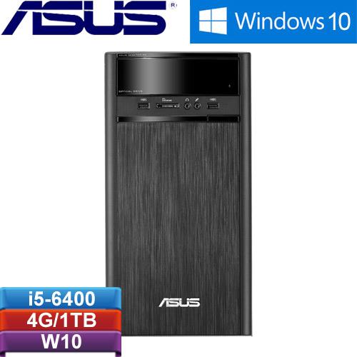 ASUS華碩 K31CD-0031A640GTT 桌上型電腦