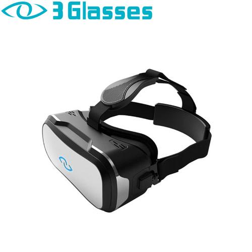 3Glasses D2開拓者版 VR虛擬頭盔