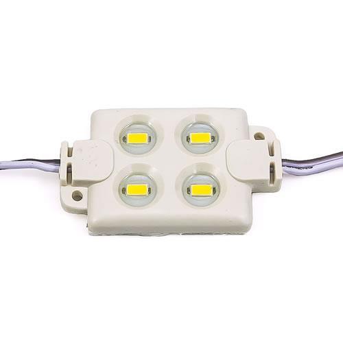 5630 LED 4燈芳形模組(白光) 50-55lm