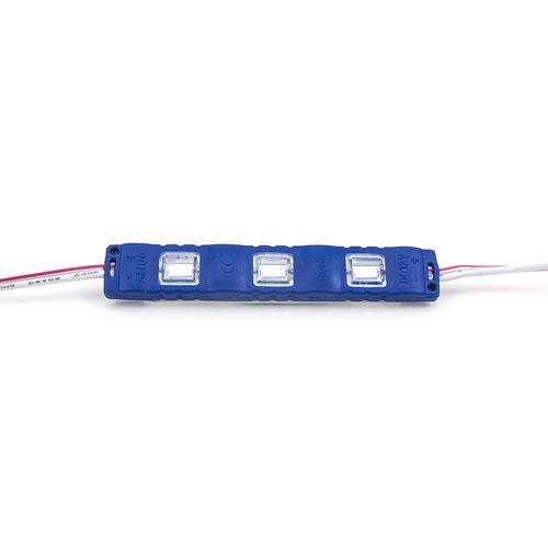5630 LED 3燈長形模組(藍光) 50-55lm