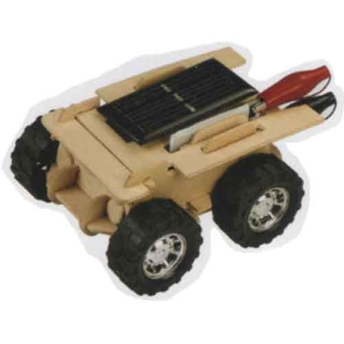 WI131-12 太陽能沙灘車