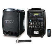 TEV 藍芽/CD/USB/SD單頻無線擴音機 TA330B-1
