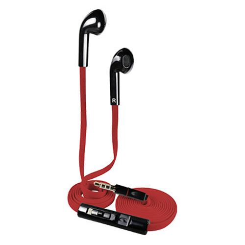 SeeHot 嘻哈 S366 立體聲有線耳塞式耳機 紅