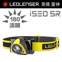 德國 LED LENSER iSEO5R 工業用充電式調焦頭燈