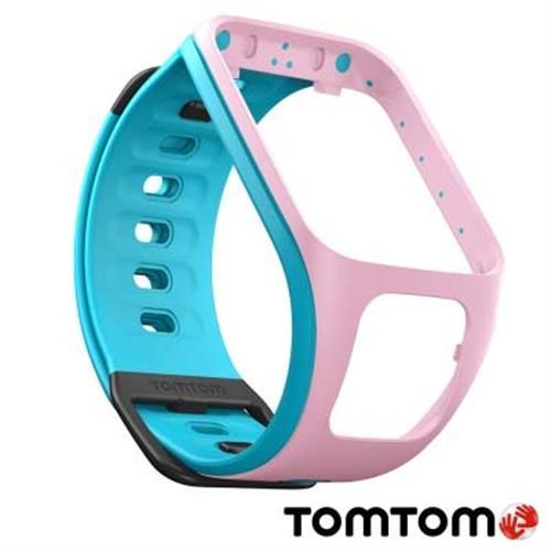 TomTom SPARK 時尚錶帶 細錶帶 (粉藍色)