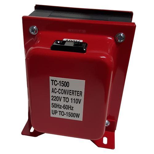 AC110V <-> AC220V 雙向變壓器 (TC-1500)