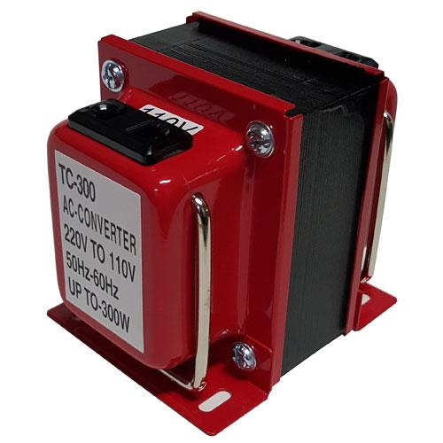 AC110V <-> AC220V 雙向變壓器 (TC-300)