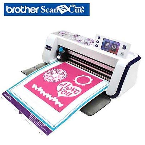 日本brother ScanNcut 掃圖裁藝機 CM110